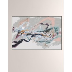 Spring Storms Giclee On Canvas Wall Art With Frame found on Bargain Bro from neimanmarcus.com for USD $562.40