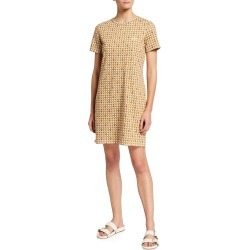 Basketweave Cotton T-Shirt Dress found on MODAPINS from neimanmarcus.com for USD $228.00