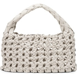 Lola Woven Leather Top-Handle Bag found on Bargain Bro Philippines from neimanmarcus.com for $950.00