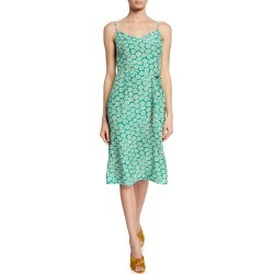 Lily Floral-Print Slip Dress found on MODAPINS from neimanmarcus.com for USD $445.00