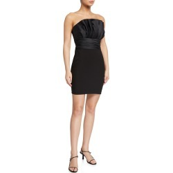 Lally Strapless Cocktail Dress found on MODAPINS from neimanmarcus.com for USD $111.00
