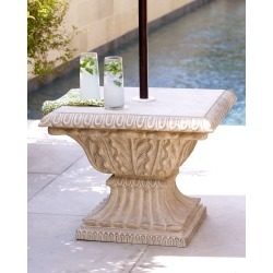 Limestone Umbrella Base found on Bargain Bro India from neimanmarcus.com for $540.00