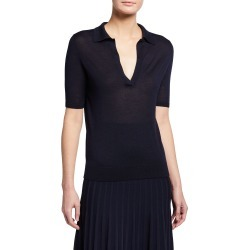 Frank Cashmere-Silk Polo Shirt found on MODAPINS from neimanmarcus.com for USD $550.00