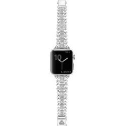 Smart Caviar Diamond Pave 38mm Watch Bracelet, Medium