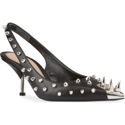 Punk Spike Halter Pumps found on Bargain Bro India from neimanmarcus.com for $950.00