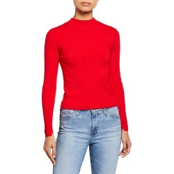 Koko Ribbed Crewneck Sweater found on MODAPINS from neimanmarcus.com for USD $136.00
