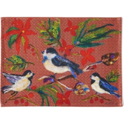 Woodland Friends Placemats, Set of 4