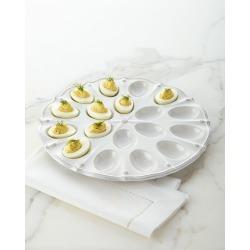 Berry & Thread Deviled Egg Platter found on Bargain Bro from neimanmarcus.com for USD $59.28