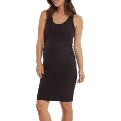 Maternity Cross Back Sleeveless Dress found on MODAPINS from neimanmarcus.com for USD $75.00