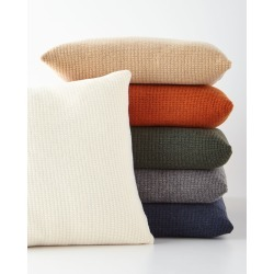 Chunky Knit Decorative Pillow found on Bargain Bro India from neimanmarcus.com for $120.00