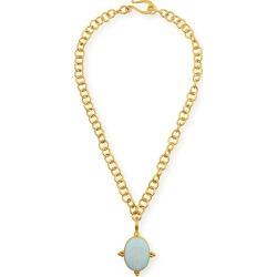 Opal Enhancer in 18K Gold Vermeil