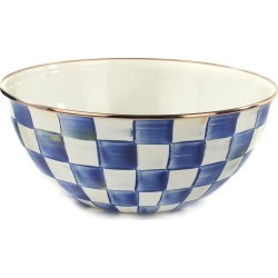 Royal Check Everyday Large Bowl found on Bargain Bro Philippines from neimanmarcus.com for $75.00