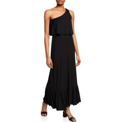 Harmony One-Shoulder Sleeveless Maxi Dress found on Bargain Bro Philippines from neimanmarcus.com for $118.00