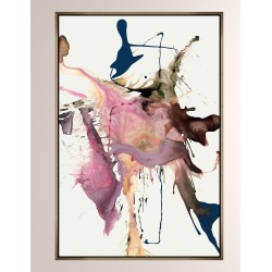 Someday Giclee On Canvas Wall Art With Frame found on Bargain Bro from neimanmarcus.com for USD $623.20