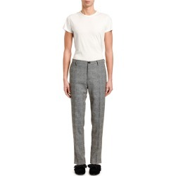 Men's Glen Plaid Wool Flat-Front Pants found on Bargain Bro India from neimanmarcus.com for $795.00