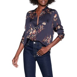 Essential Floral Button-Down Shirt found on Bargain Bro India from neimanmarcus.com for $280.00