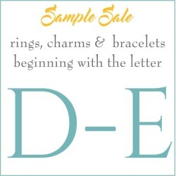 Sample Sale - D-E's found on Bargain Bro Philippines from Nelle & Lizzy for $24.00