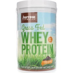 Jarrow Formulas Grass Fed Whey Protein Chocolate 13.8 Oz