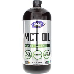 NOW Foods MCT Oil 100% Pure 32 Oz