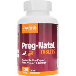 Jarrow Formulas Preg-Natal Tablets 180 Tablets