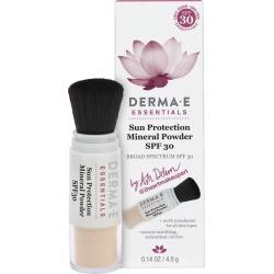 Derma E Sun Protection Mineral Powder SPF 30 .14 Oz