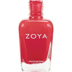 Zoya Nail Polish Red LC .5 Oz