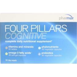 Pharmax Four Pillars Cognitive 30 Servings