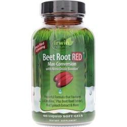 Irwin Naturals Beet Root RED 60 Liquid Softgels