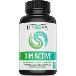 Zhou Nutrition DIM Active Capsules 60 Veg Capsules