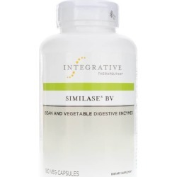 Integrative Therapeutics Similase BV Bean & Vegetable Digestive Enzymes 180 Veg Capsules