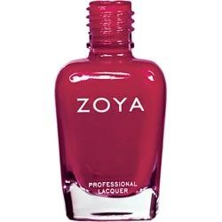 Zoya Nail Polish Red Quinn .5 Oz