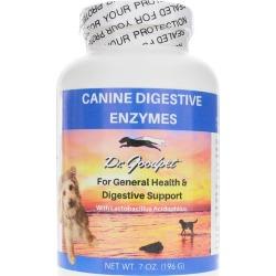 Dr. Goodpet Canine Formula Digestive Enzymes 7 Oz