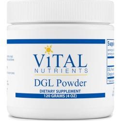Vital Nutrients DGL Powder 4 Oz