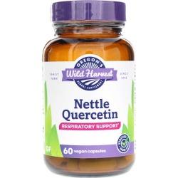 Oregons Wild Harvest Nettle Quercetin 60 Gel Capsules