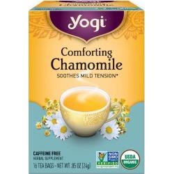 Yogi Tea Comforting Chamomile Tea 16 Tea Bags