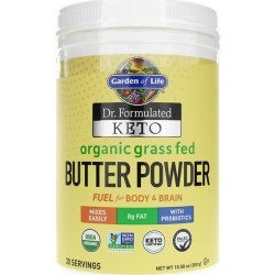 Garden of Life Dr. Formulated Keto Organic Butter Powder 10.58 Oz
