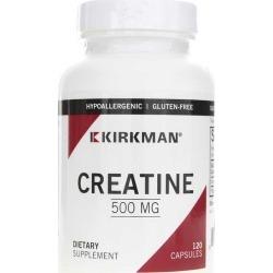 Kirkman Creatine 500 Mg 120 Capsules