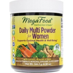 Megafood Daily Multi Powder for Women 60 Servings found on Bargain Bro Philippines from natural healthy concepts for $29.17