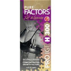 Pure Solutions Pure Factors for Women Pro IGF H 300 1 Oz