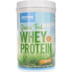 Jarrow Formulas Grass Fed Whey Protein Unflavored 12.7 Oz
