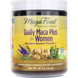 Megafood Daily Maca Plus for Women 30 Servings found on Bargain Bro Philippines from natural healthy concepts for $18.22
