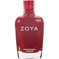 Zoya Nail Polish Red Alix .5 Oz