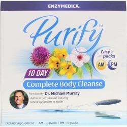 Enzymedica Purify 10 Day Complete Body Cleanse 1 Kit