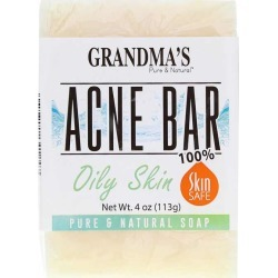 Remwood Products Grandmas Acne Soap Bar Oily Skin 1 Bars