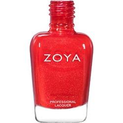 Zoya Nail Polish Red Marigold .5 Oz