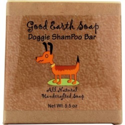 Good Earth Doggie Shampoo Soap Bar 1 Bars