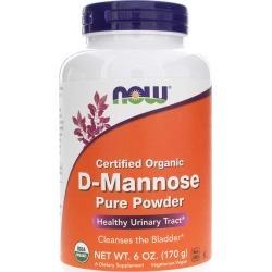 NOW Foods D-Mannose Pure Powder 3 Oz