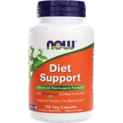 NOW Foods Diet Support 120 Veg Capsules