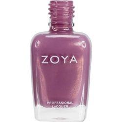 Zoya Nail Polish Purple Charity .5 Oz