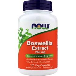 NOW Foods Boswellia Extract 250 Mg 120 Veg Capsules
